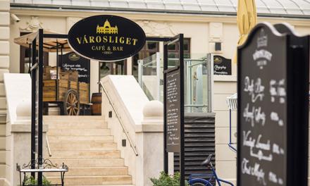 Városliget Café & Restaurant