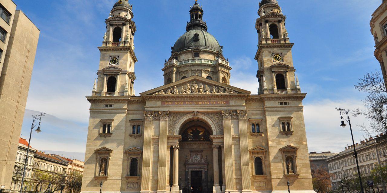 Budapesti séta a belvárosban